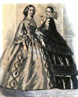 1858 Fashion Plate 3 by helene-louise-stock