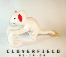 The Cloverfield Monster by PlanetPlush