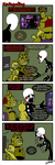 Springaling 172: Sister Location Reactions by Negaduck9