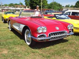 1960 Chevrolet Corvette by Mister-Lou