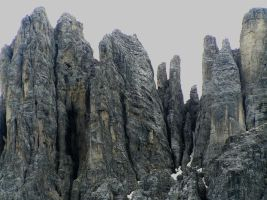 Pinnacles by edelweiss26