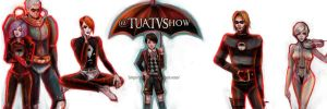 The Umbrella Academy by manulys