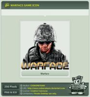 Warface Icon by CODEONETEAM