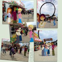 Shopping Centre Fair 2015...PART TWO by daanton