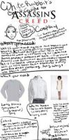 assassins creed cosplay guide by WhiteRabbitslate