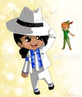 MJ chibi Smooth Criminal by MonMJ