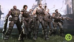 Gears Snap Shot 12 by xxClaireBearxx1
