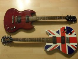 Guitars by anthonyS13