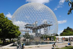 Biosphere Canada by morbiusx33