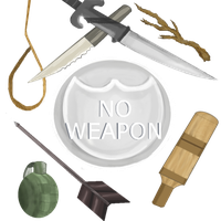 No Weapon by DTKinetic