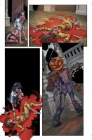 Grimm Fairy Tales Halloween special p26 by mistermoster