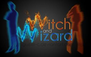 Witch and Wizard by miguelm-c