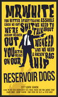Reservoir Dogs by oreidodribleGFX