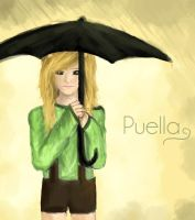 CE: Puella by IgnitingLights
