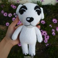K.K. Slider (Animal crossing) by camilaccd