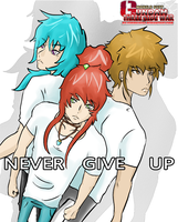 3SW - Never Give Up by Ishida1694