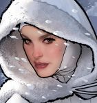 Padme Detail by AdamHughes