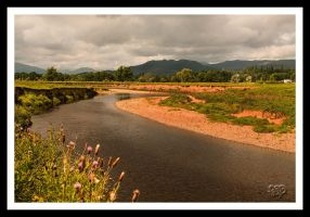 The River Flows by SnapperRod