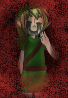 BEN DROWNED by Noulin123
