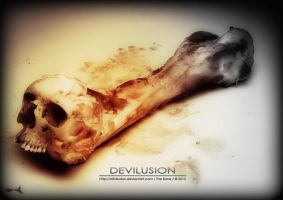 The Bone by D3vilusion