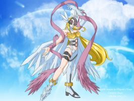 Angewomon- The true angel- by kurotsuchi-666