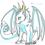 Whireal - My First Dragon by LegendaryReshiram