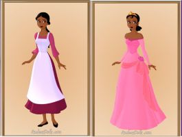 Maya, Princess of Maldonia by disneyfanart1998