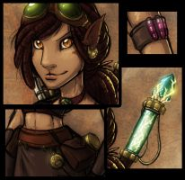 Artificer - Details by evion