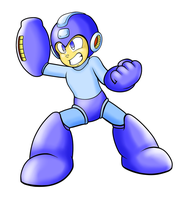 Super Fighting Robot by ProfessorMegaman