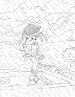 Conquering Storm by the-Rose-of-Blue