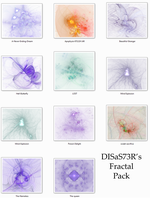 Fractal Pack by DISaS73R