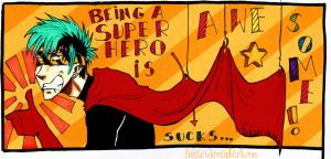 superheroes are awesome by Fukari