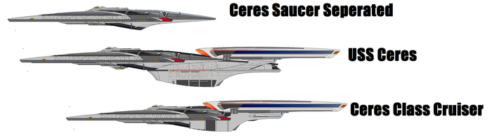 Ceres class design test by Athane