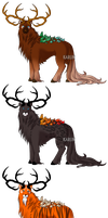 Zoxas Adoptables - CLOSED by Karijn-s-Basement
