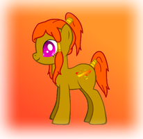 Adoption : MPL : Flamey [CLOSED] by DarkTheAngelHedgehog