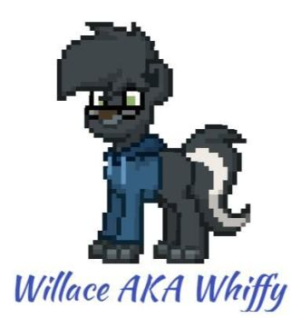 whiffypone by Candy-The-Skunk