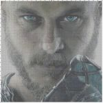 Ragnar Lothbrok Pattern by horrorfreakjuh