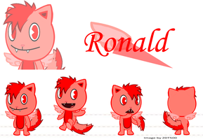 Ronald dt by ZDT500