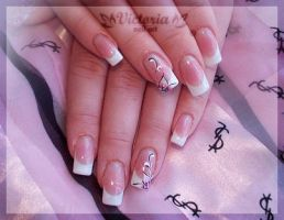 Nail art 194 (Gel nails) by ChocolateBlood