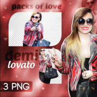 PNG PACK (75) Demi Lovato by DenizBas