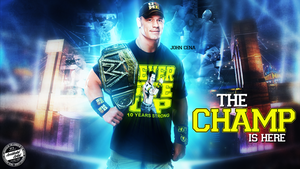 The Champ Is Here by T1beeties