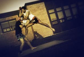 After School ShowDown MuayThai by Heinonen