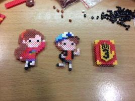 Gravity Falls by lafeir