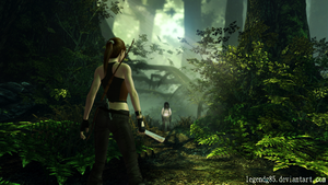 Tomb Raider Origins by legendg85