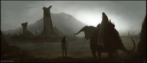 Desert II by artificialdesign