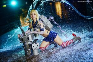 Kantai Collection - Shimakaze's Rejuvenation by vaxzone