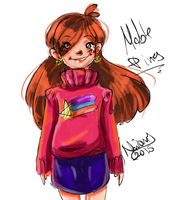 GF: Mabel Pines by NaocitaTama