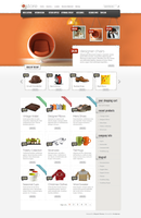 eStore eCommerce WP Theme by sandracz