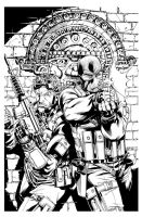 GI JOE 13 cover by RobertAtkins