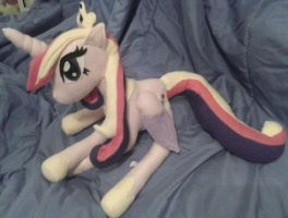 Princess Cadence Plush For Sale by IrashiRyuu